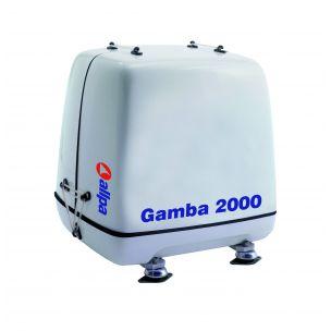 Allpa Gamba 2000 dieselgenerator Yanmar